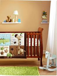 Giraffe Bedding Set Sale Design Giraffe Baby Boy Cot Crib Bedding Set Factory