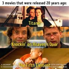 Titanic Door Meme - how many of these movies have you seen now i ve seen everything