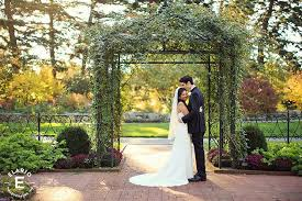 outdoor wedding venues ny the best garden wedding venues in and around new york city brides