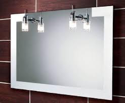 Crafty Ideas Bathroom Mirrors Chrome Design 2017 Frame Rectangle