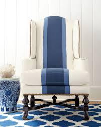 massoud colorblock wing chair fabulous furniture pinterest