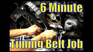 lexus rx300 maintenance schedule six minute timing belt job 1993 lexus sc300 2jz ge non vvt i