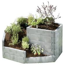 build raised bed herb garden the garden inspirations