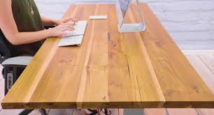 Desk Used Wood Desks For Sale Build A Wood Plank Desktop For by Uplift Reclaimed Wood Stand Up Desks Real Recycled Lumber