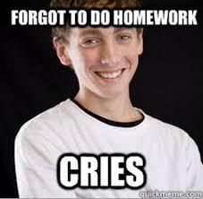 Summer School Meme - freshman puns