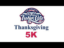 fisher cats thanksgiving 5k 2014