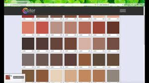 art paint color chart app youtube