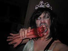 my zombie prom queen costume from 2010 halloween costume ideas