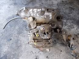 кутия за opel astra g 1 7 dtl manual gearbox only