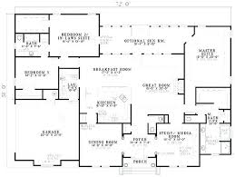 house plans with in suites ranch style house plans ranch style house plans with two master