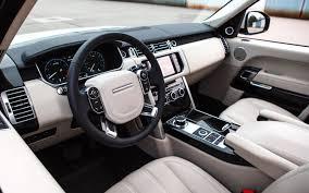 land rover hse interior 2013 land rover range rover editors u0027 notebook automobile magazine