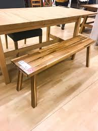 ikea benches what you should buy at ikea this spring love renovations