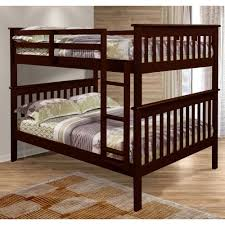 Donco Bunk Bed Mission Bunkbed With Slat Kits