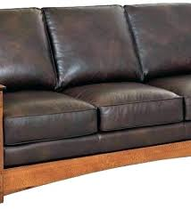 mission style leather sofa mission style leather furniture fineartist info
