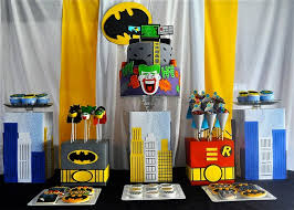 batman centerpieces a batman party by two sugar babies anders ruff custom designs llc