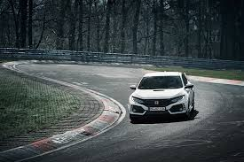 Honda Civic Usa First 2017 Honda Civic Type R Ever Sold In The Usa Has Reached Bid