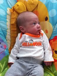 my first halloween onesies zoe u0027s baby blog photos updates u0026 more