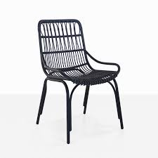 Cafe Style Dining Chairs Sydney Outdoor Wicker Dining Chair European Café Style With Chic