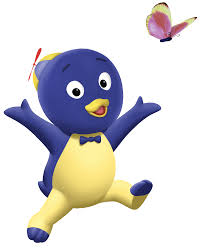 pablo backyardigans characters pictures to pin on pinterest