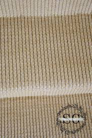 Sisal Stair Runner by Stair Makeover Adding A Natural Looking Runner Stonegable