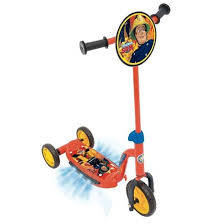 buy fireman sam rescue tri scooter bikes direct outlet