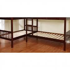 Marquette Lshaped Quadruple Twin Bunk Bed - L bunk bed
