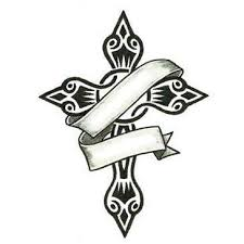 Small Tribal Cross - 42 best trible tatoo images on tribal designs
