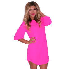 online women s boutique in pink shift dress impressions online women s clothing boutique