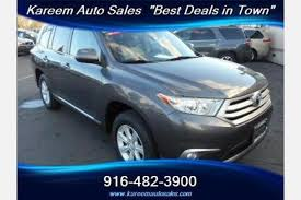 toyota highlander towing used 2011 toyota highlander for sale pricing features edmunds