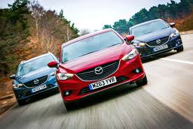 mazda range mazda gets class leading residual values carbuyer
