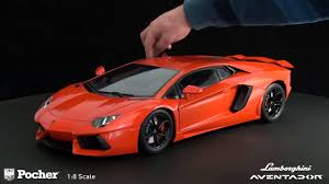 Lamborghini Aventador Features - pocher model kits 1 8 lamborghini aventador youtube