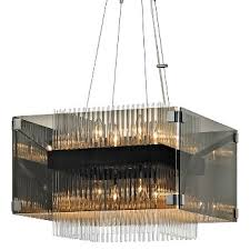 Square Chandelier Andromeda Chandelier By Troy Lighting At Lumens