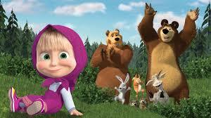 masha and the bear netflix