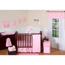 Pink Brown Crib Bedding Sweet Jojo Designs 11 Pink Crib Set From Buy Buy Baby