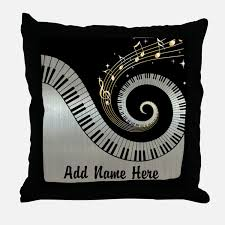 music pillows music throw pillows u0026 decorative couch pillows