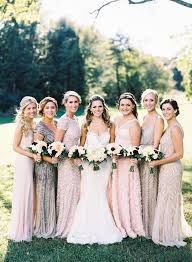 mix match bridesmaid dresses if you say yes to the dress you ll recognize this beautiful