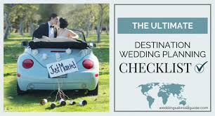 destination wedding planner wedding planning checklist for destination weddings abroad