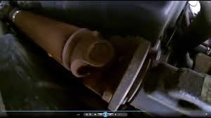 consumer alert ford mustang v6 driveshaft explosion mustang