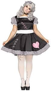 Doll Dress Halloween Costume 30 British Size Costumes Images Fancy
