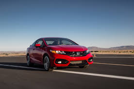 Honda Civic Lenght 2014 Honda Civic Si Coupe First Test Motor Trend