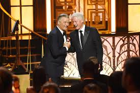 Bill Clinton Childhood Home by Bill Clinton Cracks Up Alec Baldwin With Not One But Two Trump