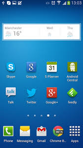 Android Home How To Get To Google Now On The Samsung Galaxy S4 Android Central