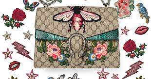 customize your own gucci introduces diy program that lets you customize your own