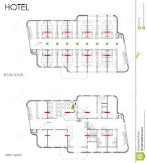 hotel drawing plan royalty free stock images image 21303159