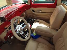 1940 Ford Pickup Interior 1956 Ford F100 Interior F100 Pinterest Ford Ford Trucks And