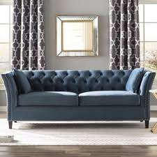 wingback couch wingback sofa wayfair