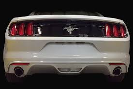 mustang exhaust 2015 2017 mustang 3 7l roush v6 and 2 3l ecoboost exhaust kit