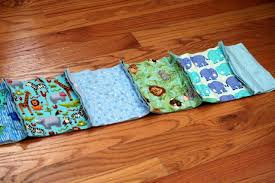 i eat food how to make a rag quilt