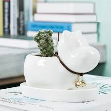 Giraffe Planter 7 Different Animal Shaped Succulent Planters Just In Time For Spring