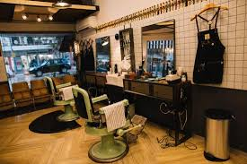 Old Barber Chair Antique Barber Chairs Picture Of Barberia Barber Shop Tel Aviv